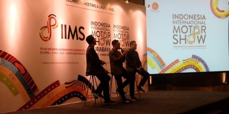 IIMS 2019 Dukung Perkembangan Mobil Listrik