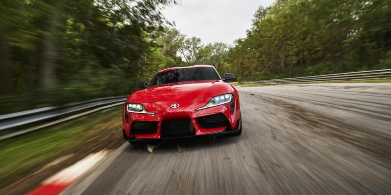 Ini Dia Wujud Lengkap Toyota Supra Versi Produksi