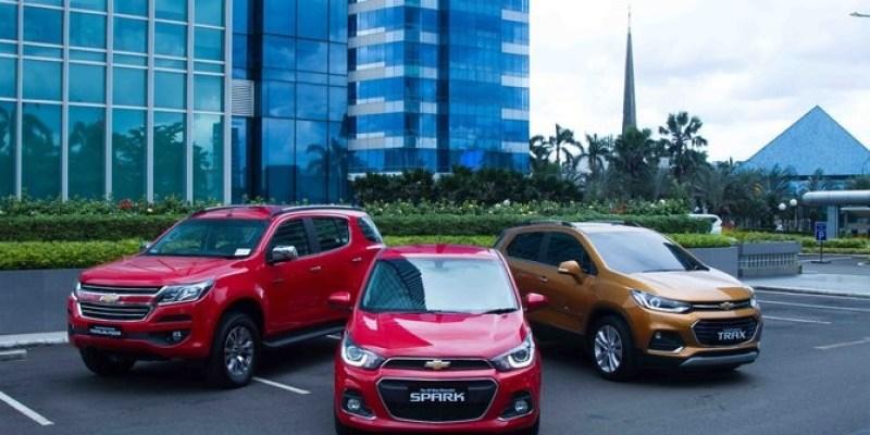 Sambut Imlek 2019, Chevrolet Indonesia Eksis Lewat Pameran Mall