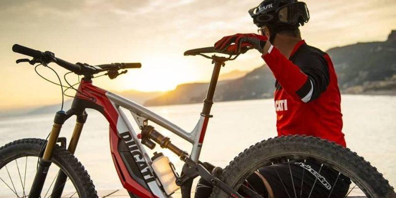 Ducati E-MTB Mig-RR, Buat Pesepeda Gunung Serius