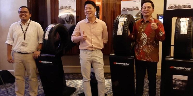 Hankook Tire Luncurkan Lima Produk Terbarunya