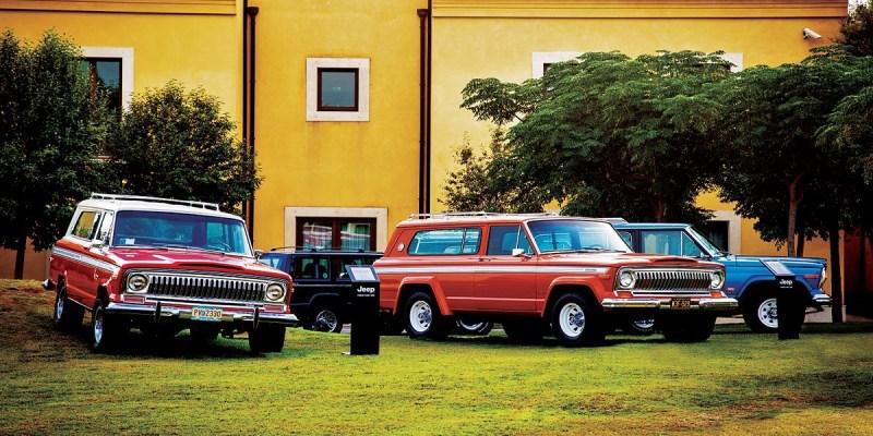 5 Generasi Jeep Cherokee, Evolusi Tiada Henti