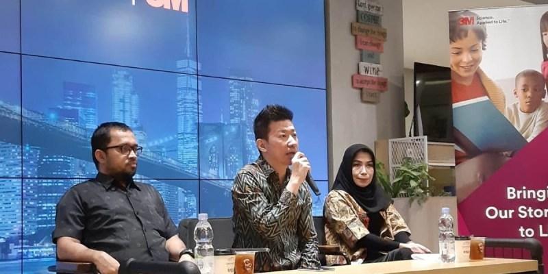 Sasar Indonesia Bagian Timur, Auto Film 3M Gandeng MAKKO Group