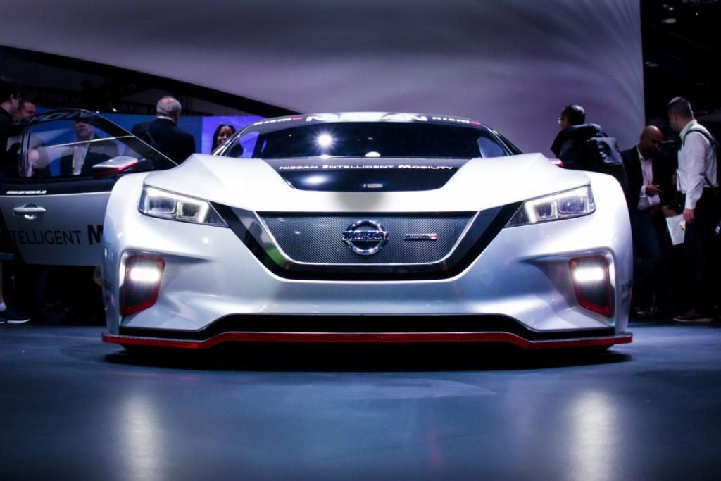Lebih Dekat dengan All-new Nissan LEAF NISMO RC
