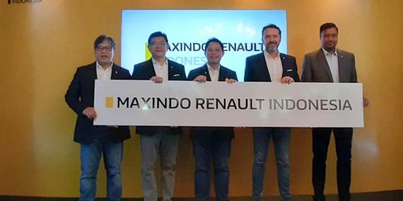 Maxindo Renault Indonesia, Distributor Baru Renault di Indonesia