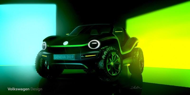 Bangkitnya Mobil Buggy Volkswagen Bertenaga Listrik