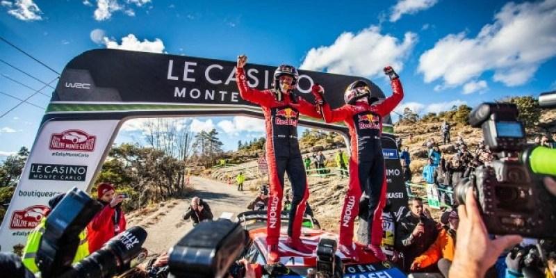 Sebastien Ogier Tetap Juaranya Monte Carlo!