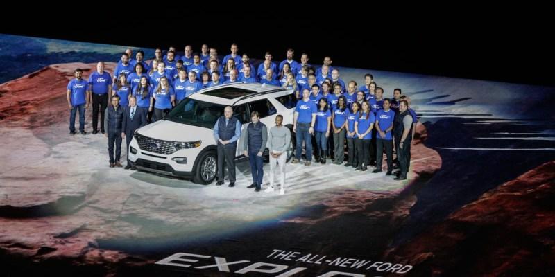 All New Ford Explorer, Pertahankan Sebagai yang Terlaris