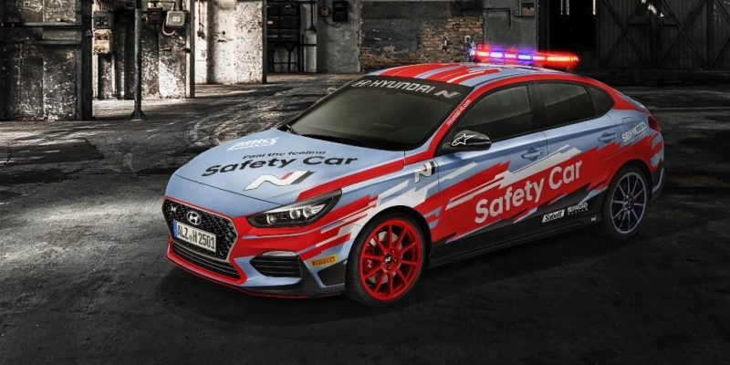 Hyundai i30 Fastback N, Jadi Safety Car WorldSBK 2019