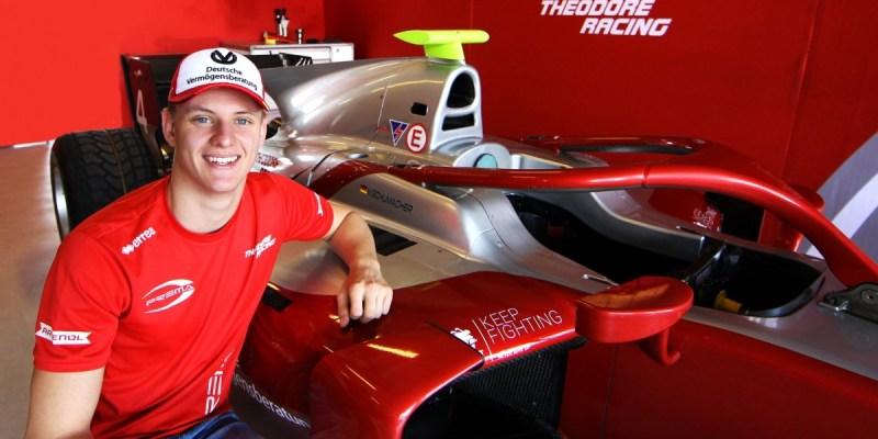 Mick Schumacher Belum Dilirik Mercedes Pindah ke F1