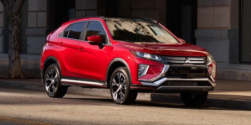 Setahun, Mitsubishi Eclipse Terjual 80.000 Unit Lebih