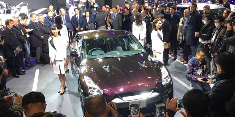 Nissan GT-R 'Limited Edition' Mejeng di Tokyo Auto Salon 2019