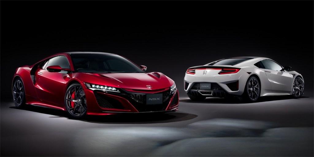 Honda Insight dan NSX Terbaru Tampil di Tokyo Auto Salon 2019