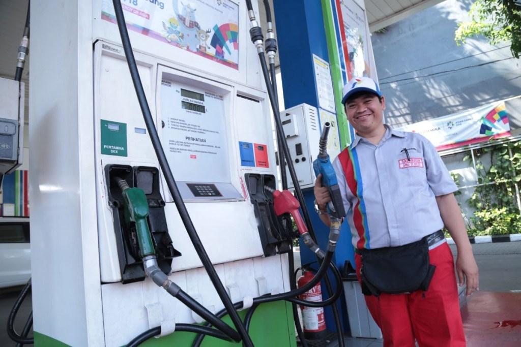Asyik, Pertamina Turunkan Harga BBM Hingga Rp 250/liter