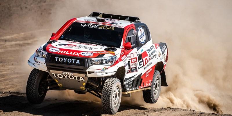 Toyota Hilux Patahkan Dominasi Peugeot di Dakar Rally 2019