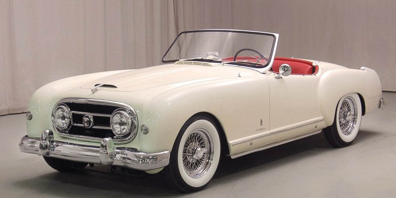 Nash-Healey Roadster