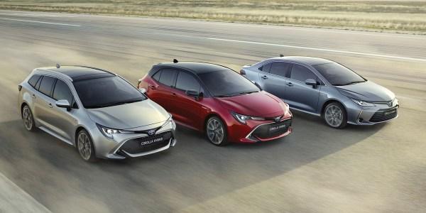 Toyota Corolla Kini Bernyawa Prius