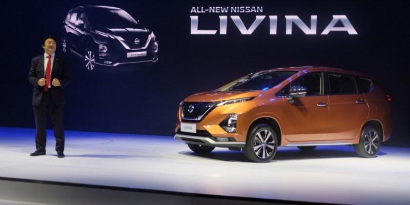 All-new Nissan Livina Resmi Meluncur, Harga Mulai Rp 198,8 juta