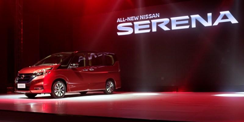 Galeri Foto All-new Nissan Serena