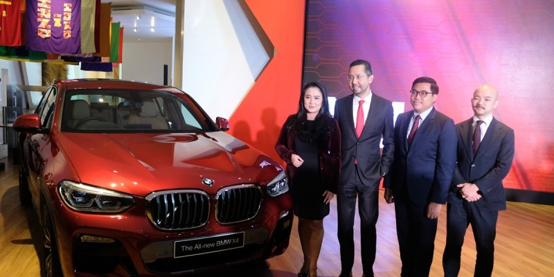 Inilah Spesifikasi All-new BMW X4
