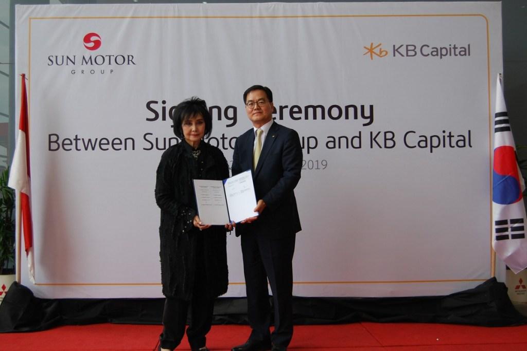 KB Capital Gandeng Sun Motor, Hadirkan Produk Pembiayaan Otomotif