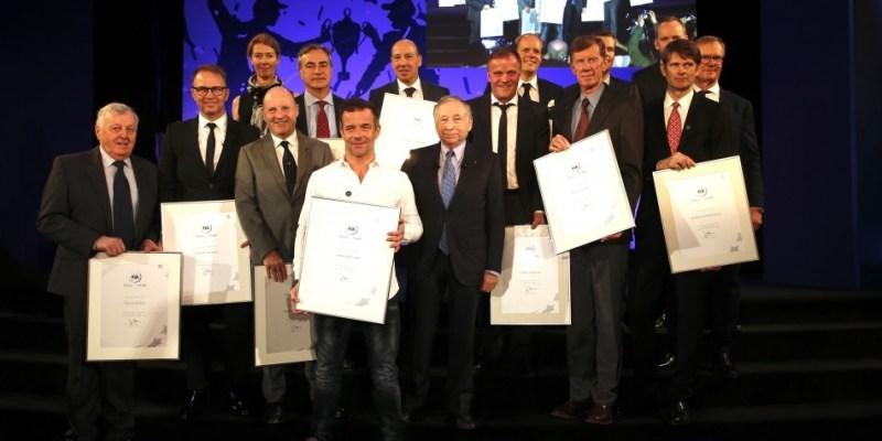 Para Legenda Reli Kumpul di FIA Hall of Fame