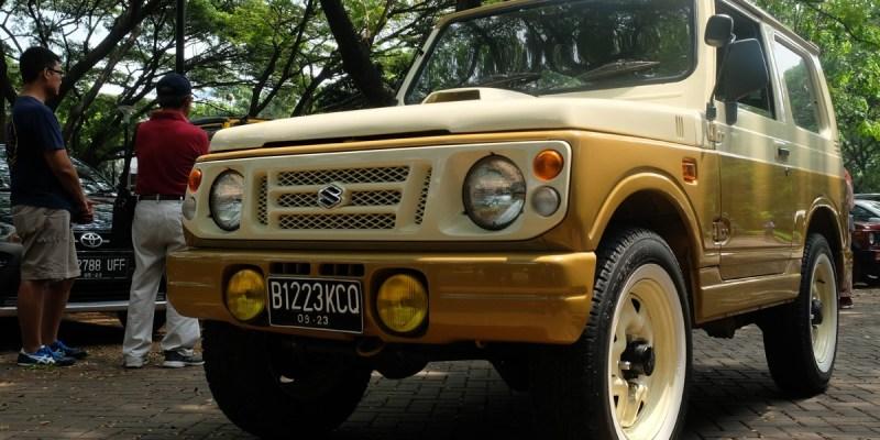 Suzuki Katana 'Rasa' Jimny JA22