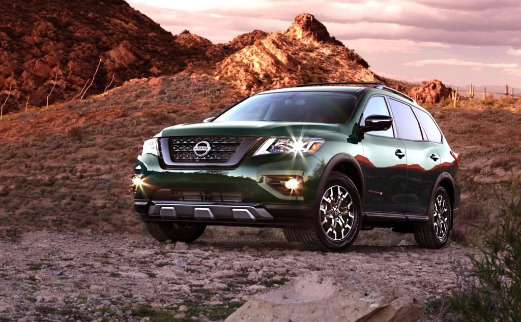 Nissan Pathfinder Rock Creek Edition, Lebih Gengsi