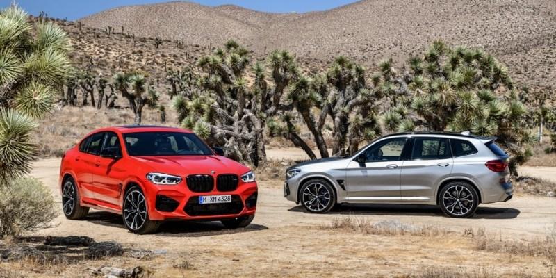 BMW X3 M atau BMW X4 M, Mau Lebih Kencang?