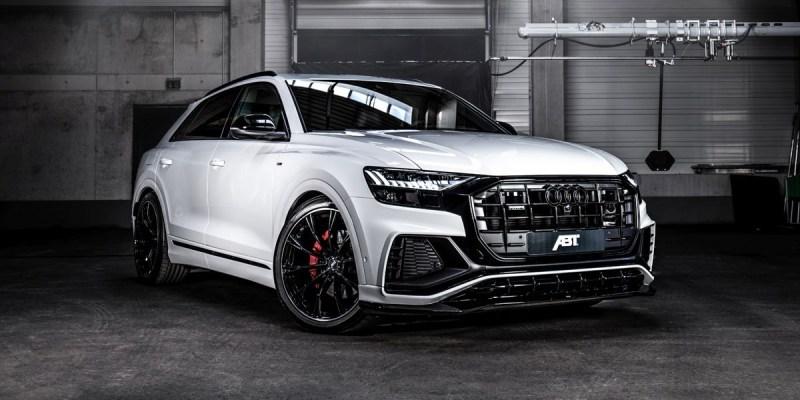 ABT Audi Q8 50 TDI di Geneva Motor Show 2019