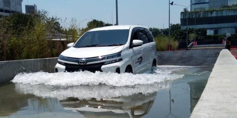 Maksimalkan Layanan, Toyota Resmikan Fasilitas Tes Drive di Sunter