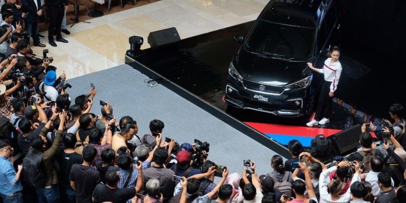 Galeri Foto All New Ertiga Suzuki Sport
