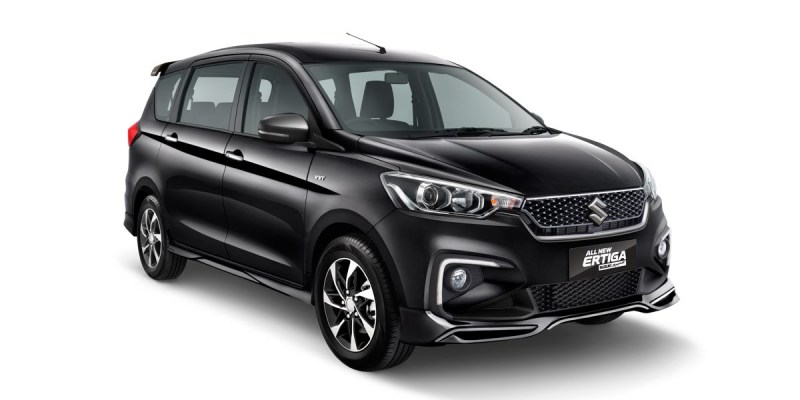 All New Ertiga Suzuki Sport, Simak Keunggulannya!