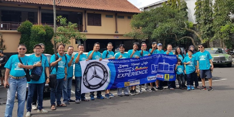 MCCI 'Touring & Gathering Experience' Menuju Yogyakarta