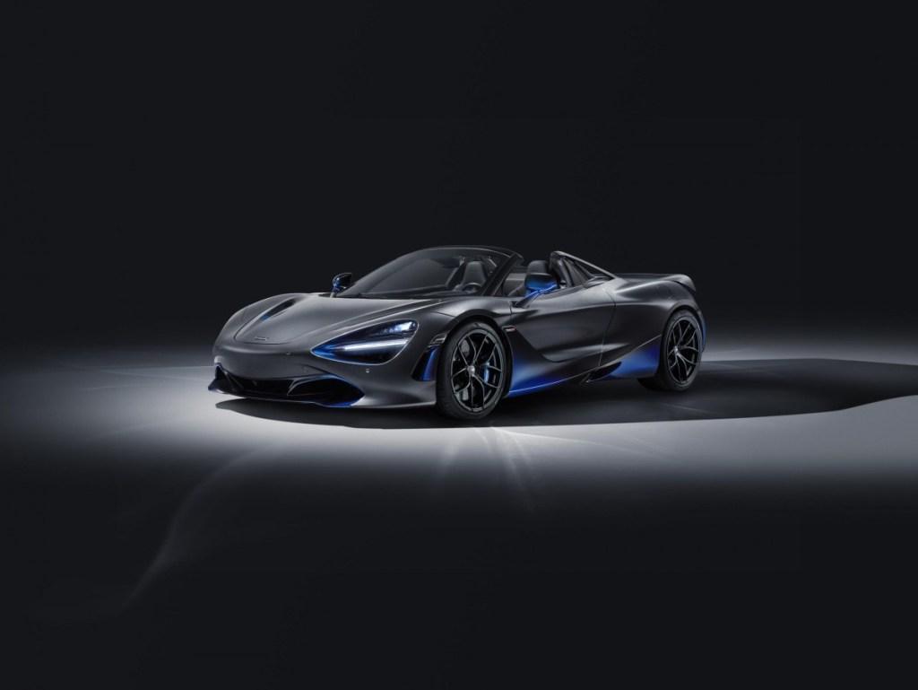 New McLaren 720S Spider, Lebih Istimewa