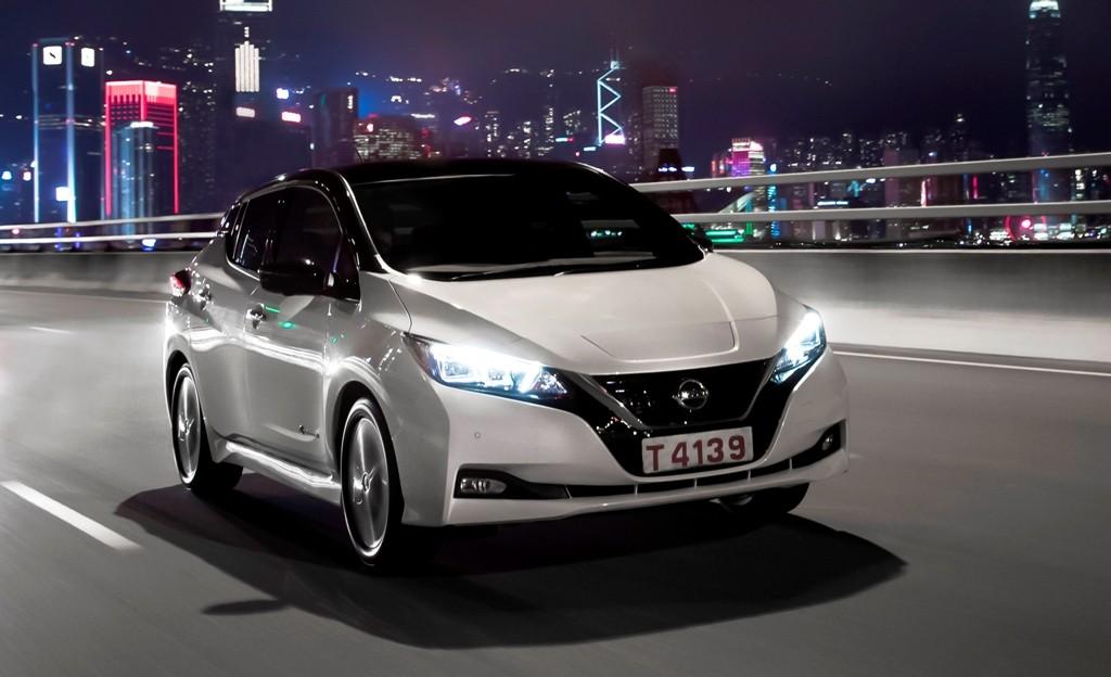 Nissan LEAF Dipastikan Meluncur di Indonesia Tahun Depan