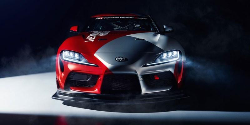 Toyota GR Supra GT4 Concept, Siap Terjun Balap