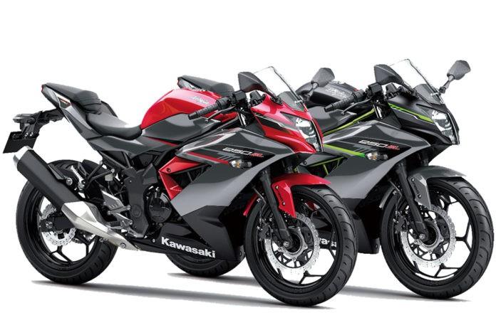 Kawasaki Rilis Harga Baru Ninja 250SL 2019, Masih Murah?