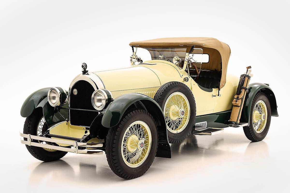 Kissel Speedster 'Gold Bug'
