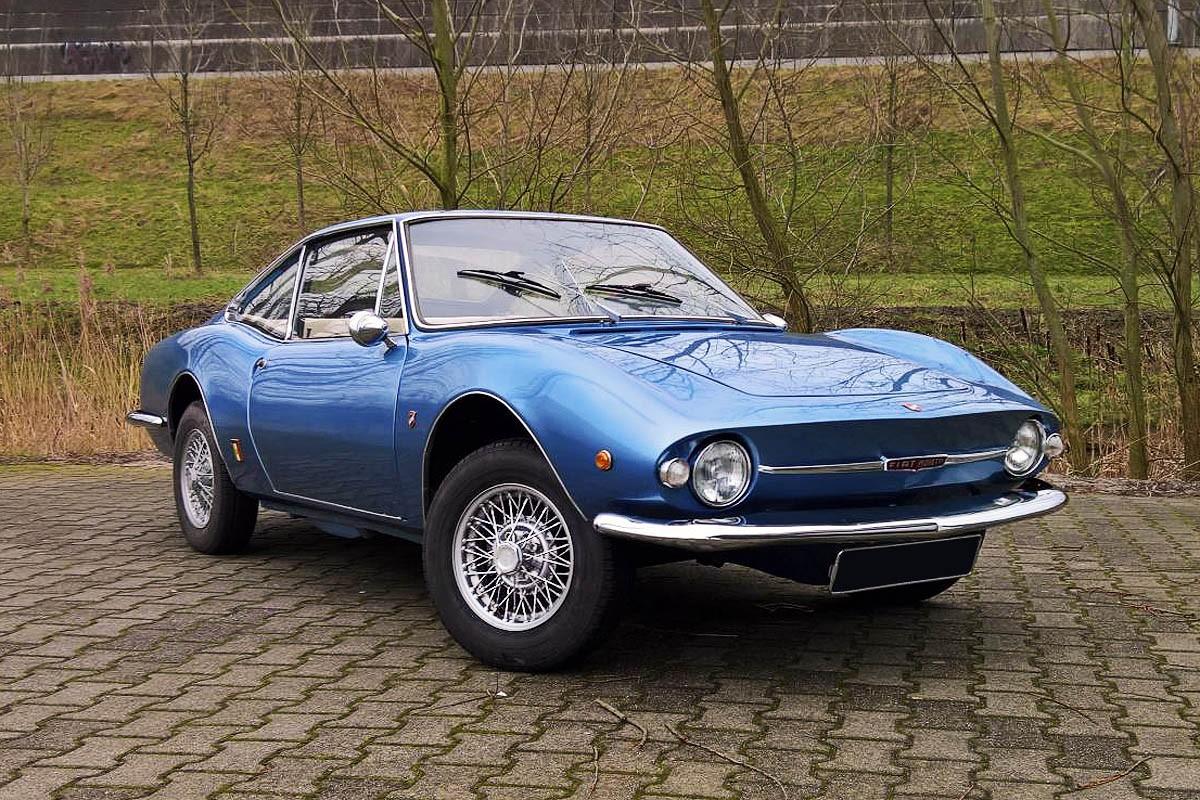 Fiat Moretti Sportiva