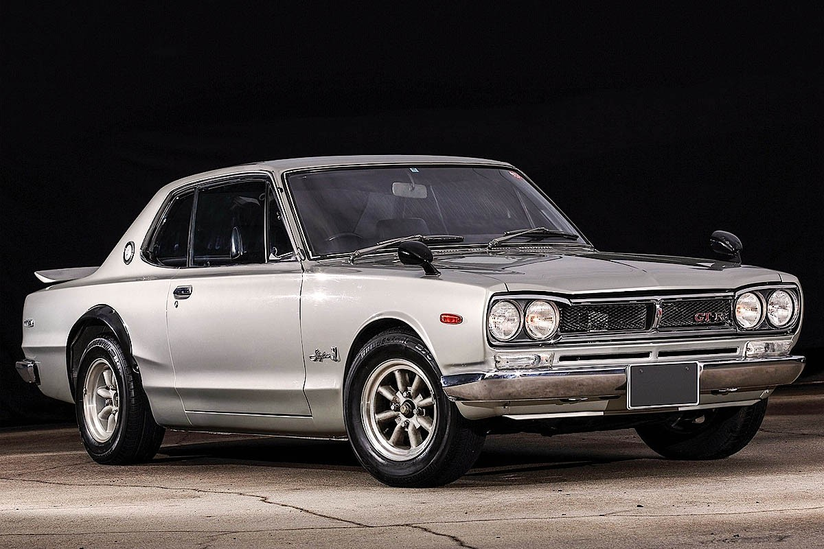 Nissan Skyline GT-R First Generation