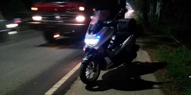 LED Autovision Nmax Gen2, Lebih Maksimal Lakoni Touring Malam