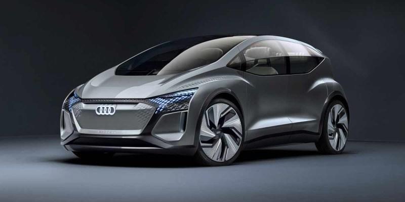 Audi AI:ME, Tak Perlu Lelah Lagi Nyetir