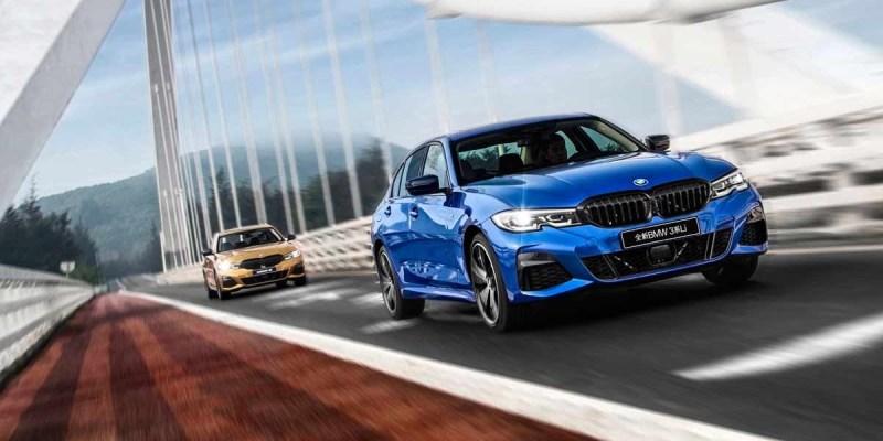 BMW 325Li, Jarak Sumbu Roda Lebih Pajang!