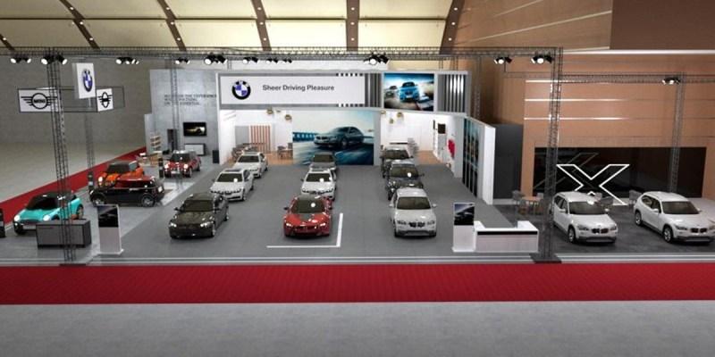 Berbagai Program Menarik BMW Indonesia di Telkomsel IIMS 2019