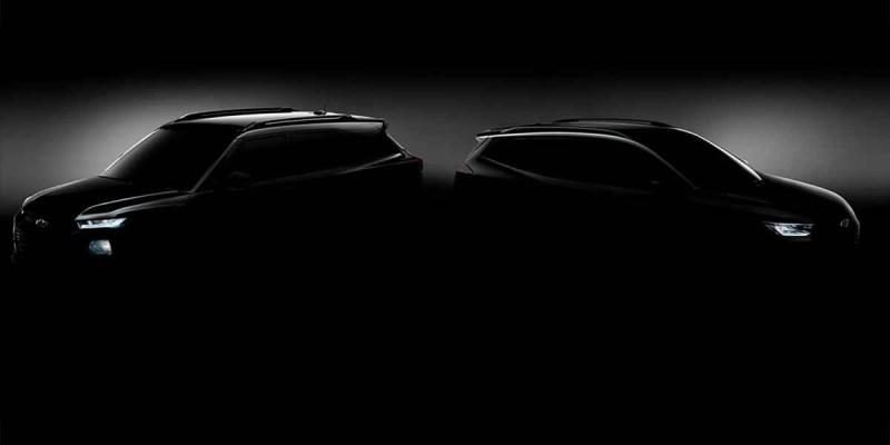 Chevrolet Tracker dan Trailblazer di Auto Shanghai 2019