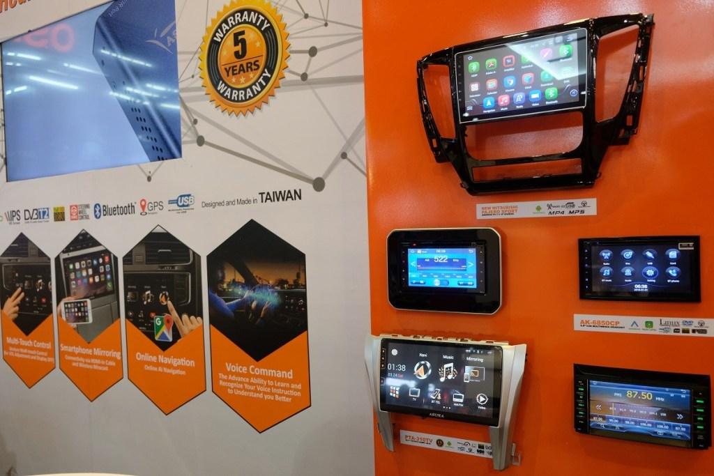 Produk Terbaru Asuka Car TV Khusus Mobil Toyota