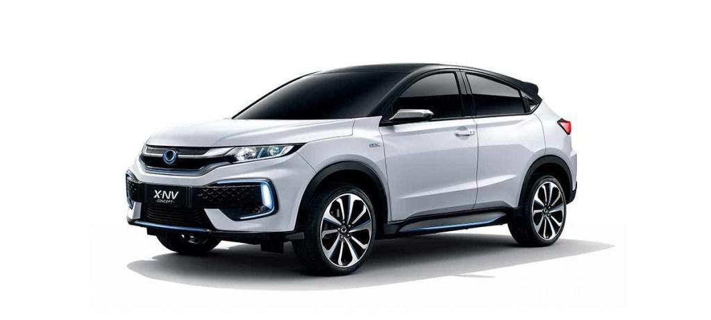 Honda X-NV Concept, Masa Depan SUV