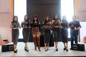 Enam 'Elite Series' Venom Meluncur di Telkomsel IIMS 2019