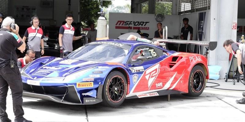 T2 Motorsport Makin Siap Jelang Blancpain GT World Challenge 2019